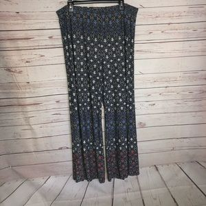 One World Palazzo Pants Size 1X